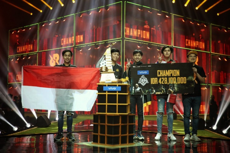 Tim Indonesia Masuk Global Final PUBG Mobile Club Open 2019