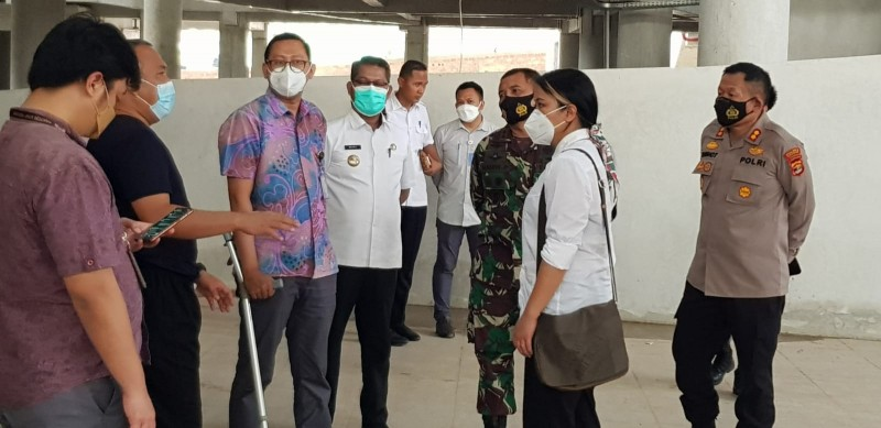 Tim Kantor Staf Presiden Siap Bantu Tubaba Uji Klinis UNTT