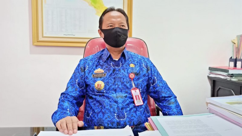 Tim Khusus Inspektorat Periksa Kegiatan Dana Desa di Pekon Tembelang