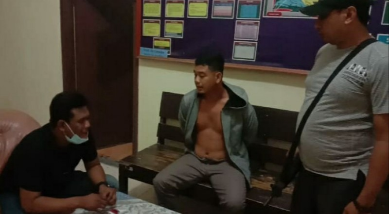 Tim Patroli Tangkap Pengendara Bawa Narkoba di Sumberkaton