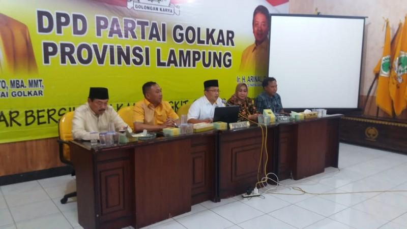 Tim Pemenangan Jokowi-Ma'ruf Amin Gelar Rapat Pemantapan