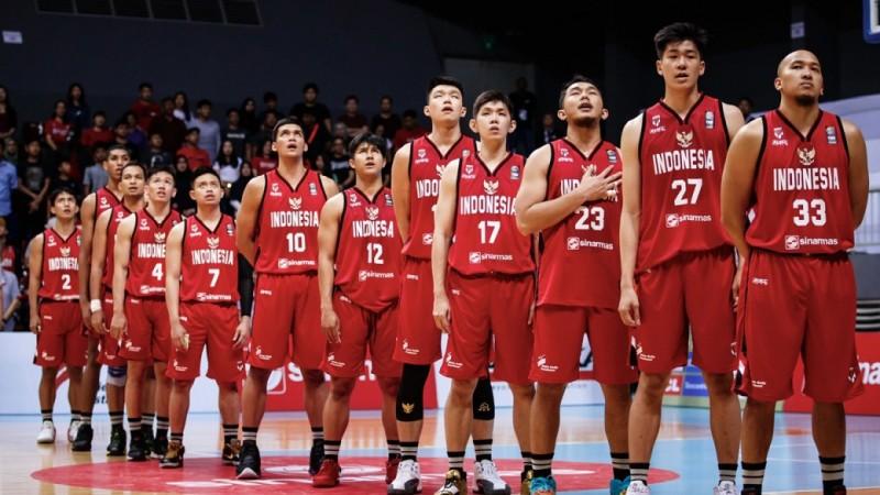 Timnas Basket Indonesia Belum Terkalahkan di IBL 2021