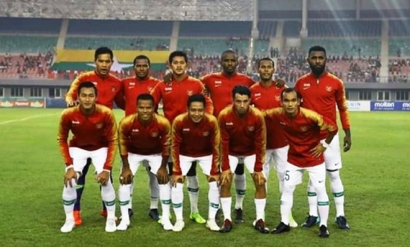 Timnas Garuda Imbangi Thailand 2-2