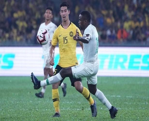 Timnas Garuda Kian Terpuruk di Pra-Piala Dunia