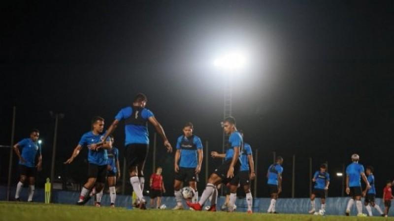 Timnas Indonesia Matangkan Taktik Jelang Leg Kedua Lawan Taiwan
