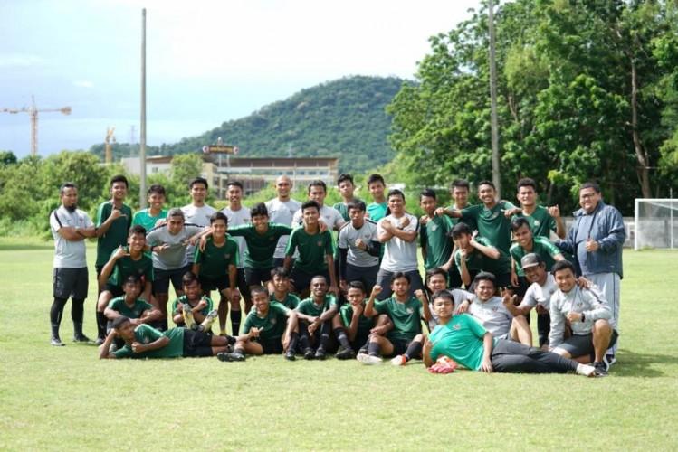 Timnas U-15 Indonesia Tembus Juara Tiga Piala AFF