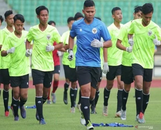 Timnas U-16 Bawa 22 Pemain Uji Coba ke UEA