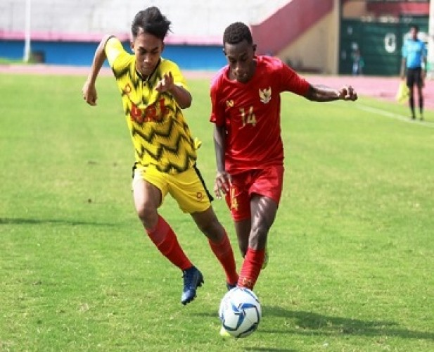 Timnas U-16 Jangan Takut Masuk Grup Neraka