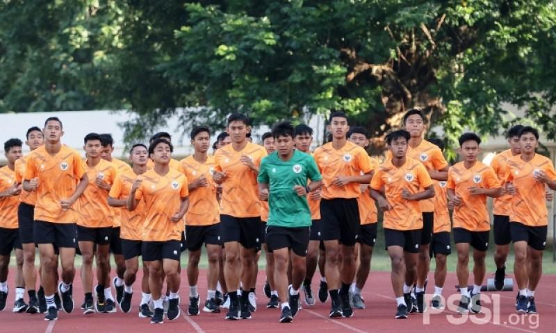 Timnas U-19 Terus Catatkan Perkembangan Positif