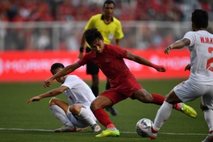 Timnas U-23 Melaju ke Final usai Tekuk Myanmar