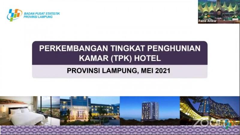 Tingkat Hunian Hotel Berbintang Turun di Lampung