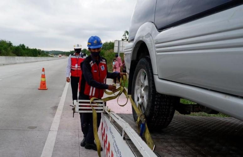 Tingkat Kepuasan Layanan Jalan Tol Capai 92,6%