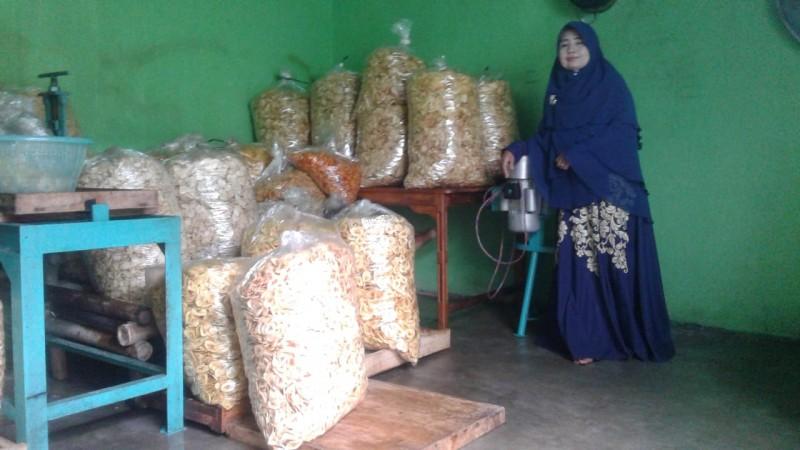 Tingkatkan Harga Jual Komoditas Pertanian Lokal Melalui IKM