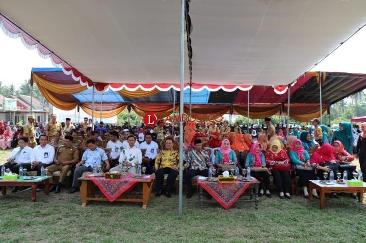 Tingkatkan Hunian Masyarakat, Lambar Gelontorkan Pembangunan Rumah Swadaya