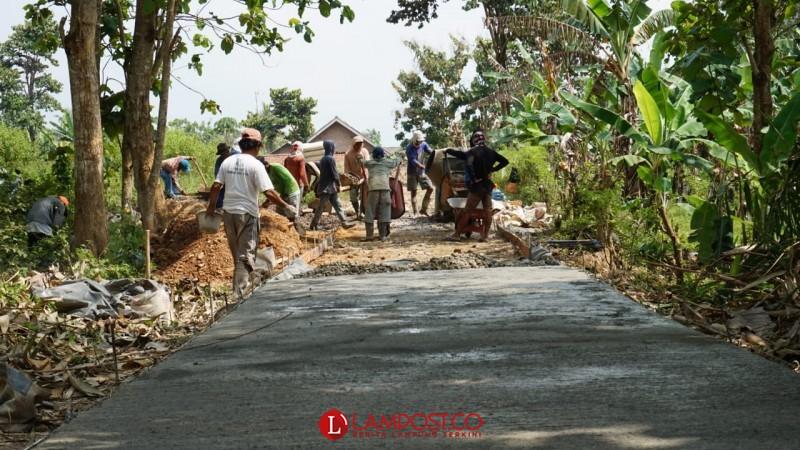 Tingkatkan Infrastruktur, Pemkot Metro Anggarkan Rp150 Juta untuk Setiap Kelurahan
