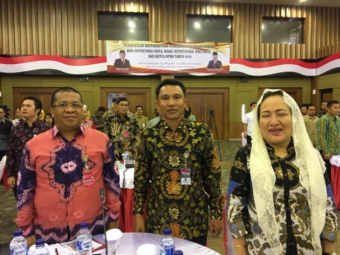 Tingkatkan Kapasitas, Parosil Ikuti Diklat Kepemimpinan Nasional