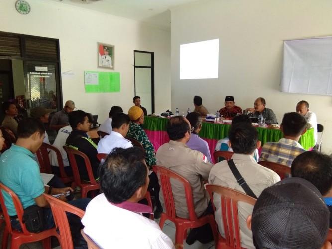 Tingkatkan Kesejahtraan Petani Kawasan TNBBS, WCS Pelopori Program Kemitraan Komoditas Lestari