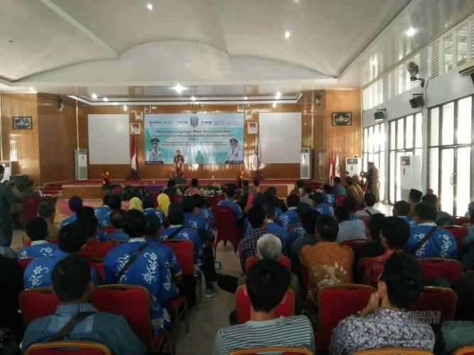 Tingkatkan Produksi Kelapa Sawit,Pemkab Way Kanan Jalin Kerjasama