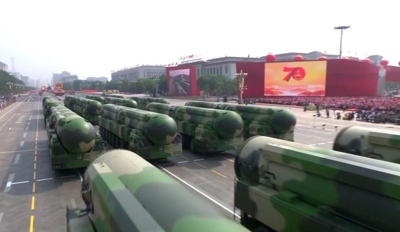 Tiongkok Uji Rudal yang Mampu Jangkau AS