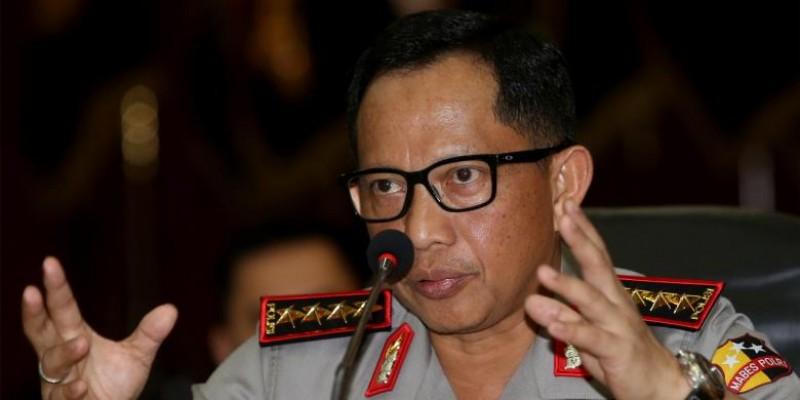 Tito Karnavian Hadiri Pertemuan Umum ke-87 Interpol di Dubai