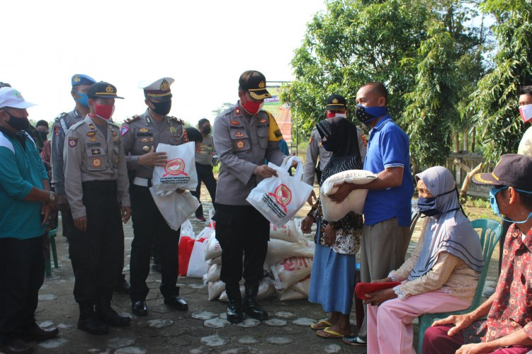 Tiyuh Sumberrejo Disiapkan Jadi Kampung Tangguh Nusantara