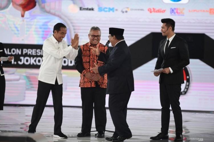 TKN: Prabowo Bicara Perang Konvensional, Jokowi Bicara Perang Modern