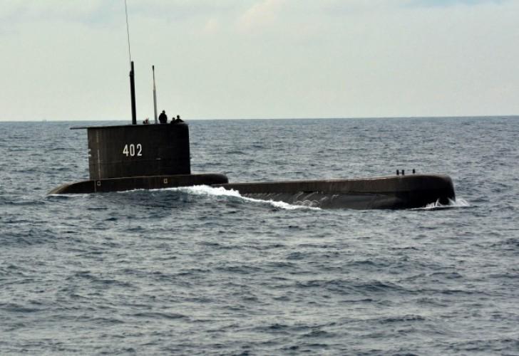 Kapal Selam TNI Hilang Kontak di Perairan Bali