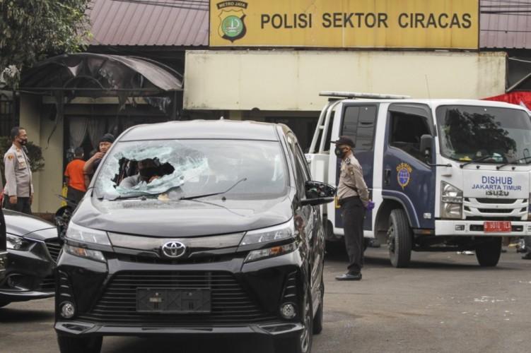 TNI Tak Terlibat dalam Penyerangan Polsek Ciracas