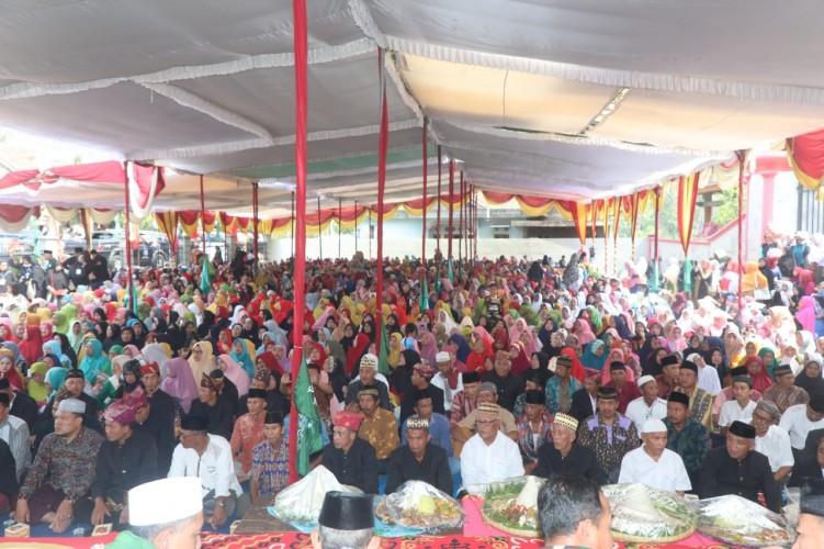 Tokoh dam Masyarakat Ramaikan Haul Raden Inten II ke 163