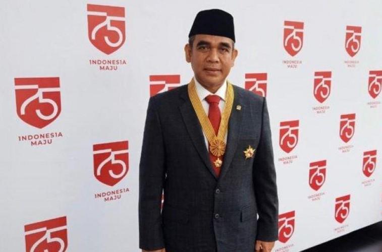 Tokoh Politik Lampung Terima Bintang Jasa dari Jokowi