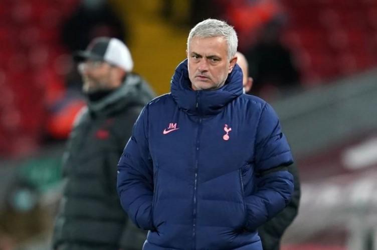 Tottenham Hotspur Depak Jose Mourinho