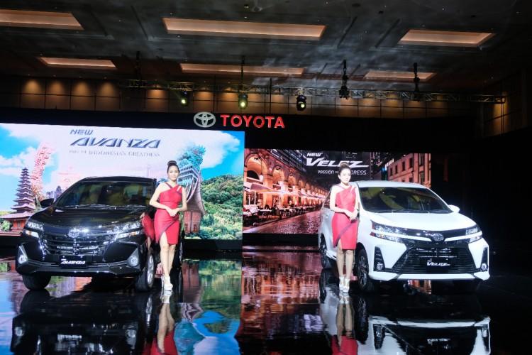 Toyota Luncurkan Avanza dan Veloz Baru