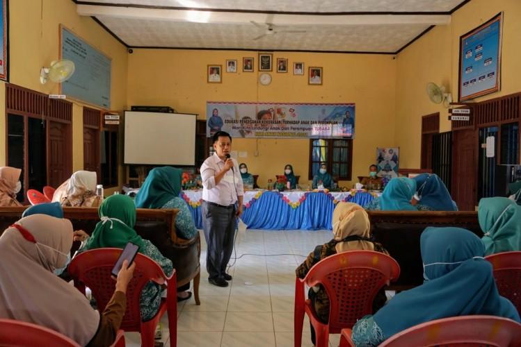 TP PKK Prihatin Kasus Kekerasan Anak dan Perempuan di Tubaba Tertinggi di Lampung