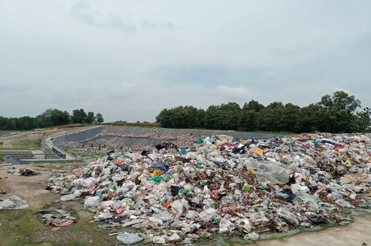 TPA Rp15 Miliar di Tanjungsari Tak Terawat
