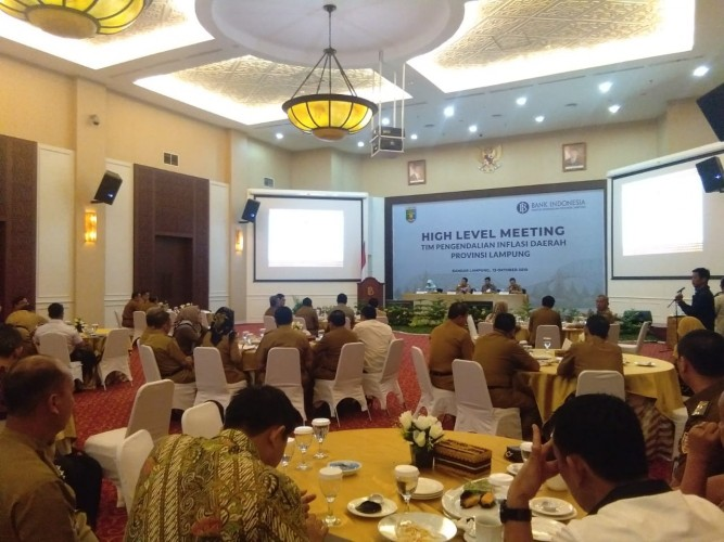 TPID Siapkan Empat Strategi Tekan Inflasi