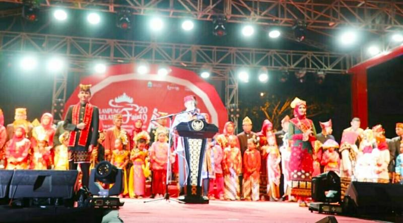 Transaksi Lampung Selatan Fair Kantongi Rp7 Miliar