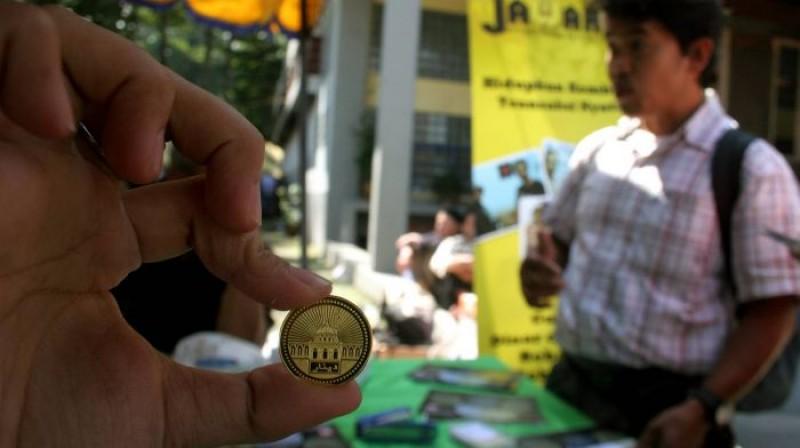 Transaksi Pakai Dinar Dirham di Indonesia Bisa Dipidana