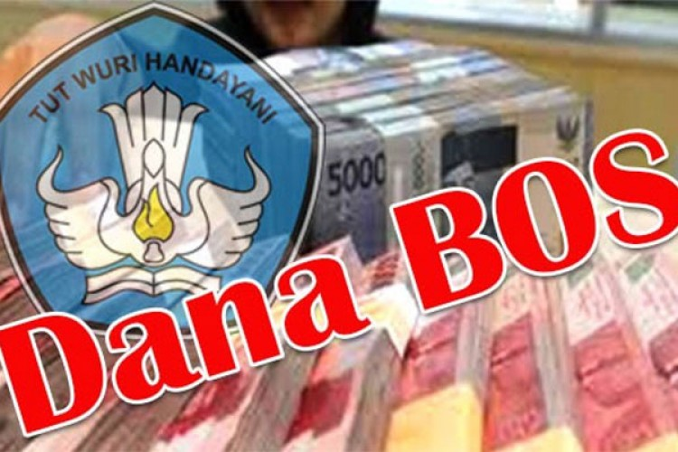 Transfer BOS ke Rekening Sekolah!