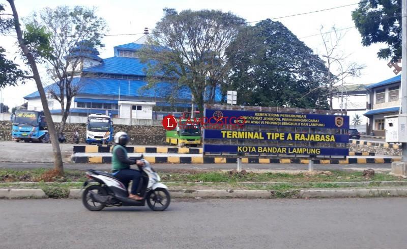 Transportasi Darat di Lampung Belum Terapkan Aplikasi PeduliLindungi