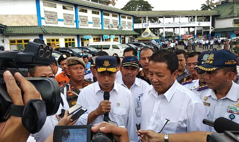 Transportasi Darat Lampung Dinilai Penting, Terminal Rajabasa Dijadikan Setara Bandara