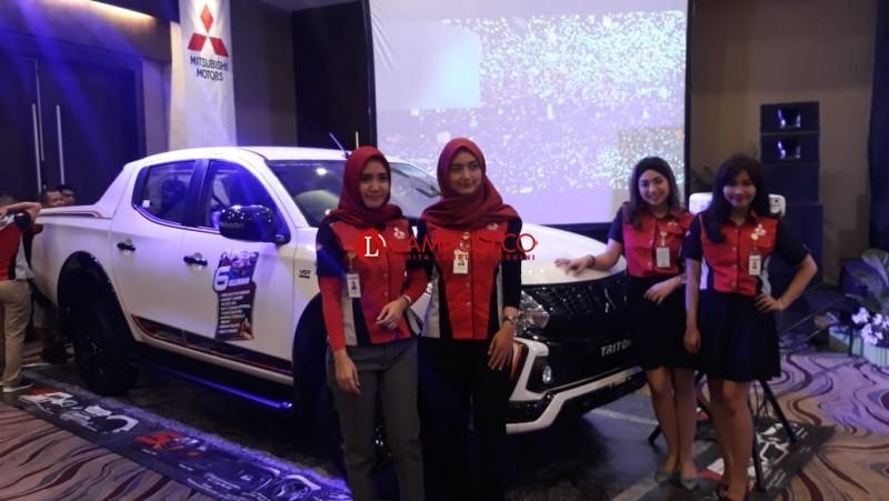 Triton Athlete Siap Meluncur di Lampung