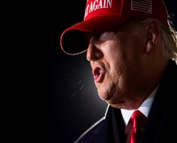 Trump Tegaskan Pilpres Masih Jauh dari Selesai