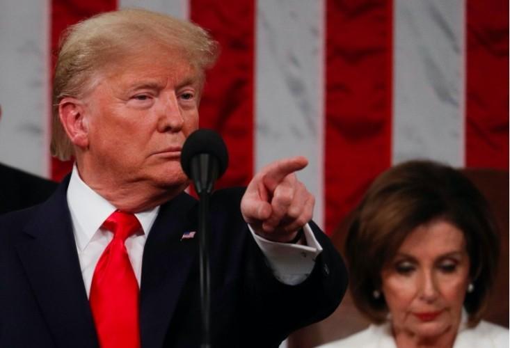 Trump: Tiongkok Lakukan Pembunuhan Massal di Seluruh Dunia
