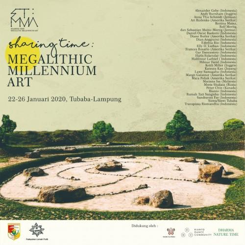 Tubaba Gelar Megalithic Millenium Art
