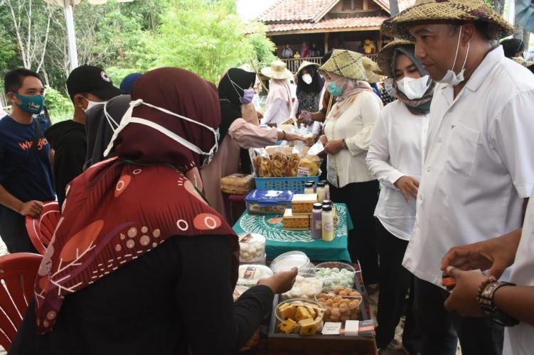 Tubaba Pamerkan Beragam Kuliner Tradisional dan Modern