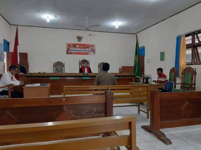 Tujuh Pelanggar Perda Pringsewu Jalani Sidang