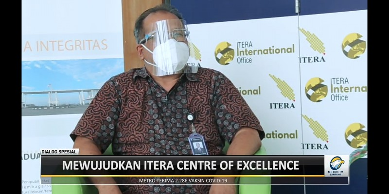 Tujuh Tahun Prof Ofyar Membangun Itera untuk Sumatra