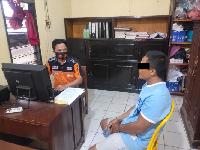 Tukang Ojek di Lampura Tipu Polisi demi Bebas Tagihan <i>Leasing</i>