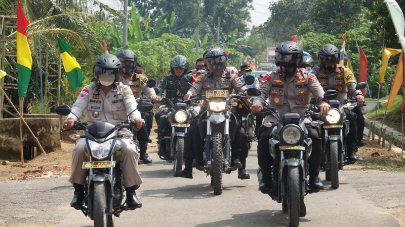 Tulungkakan Resmi Jadi Kampung Tangguh Nusantara