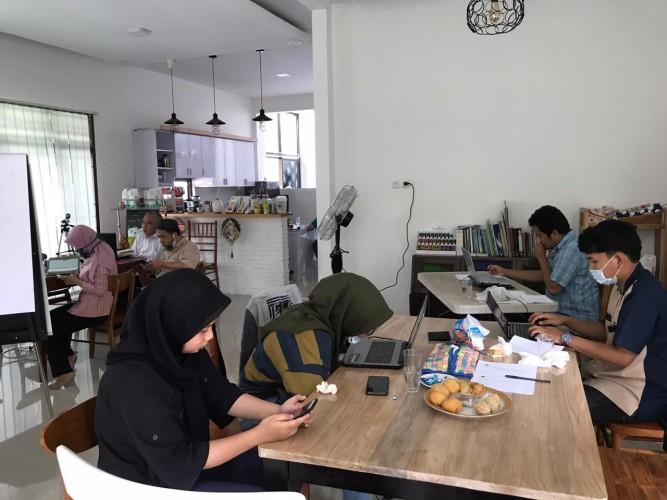 Tumpang Sari, Cara Petani Kopi Lampung Bertahan di Tengah Pandemi